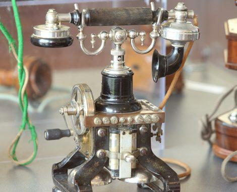 Téléphone Musée de l'Aventure du Son