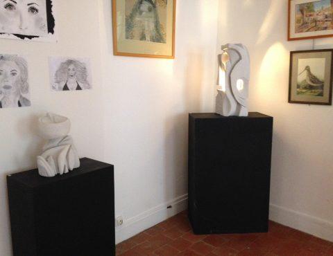 Exposition temporaire musée d'art et d'histoire de Puisaye